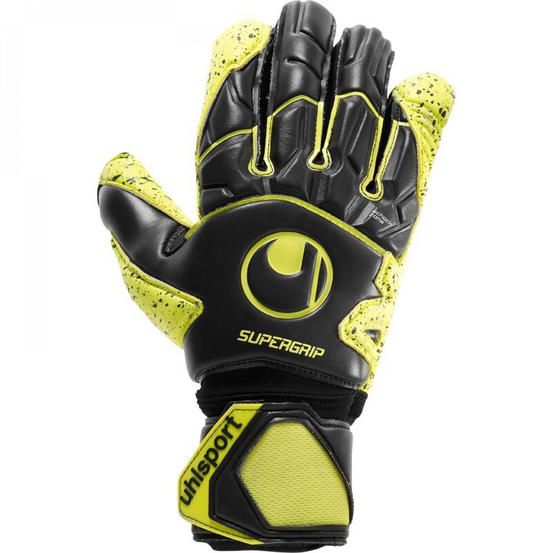 Uhlsport Supergrip Flex Frame Carbon Goalie-Handschuhe