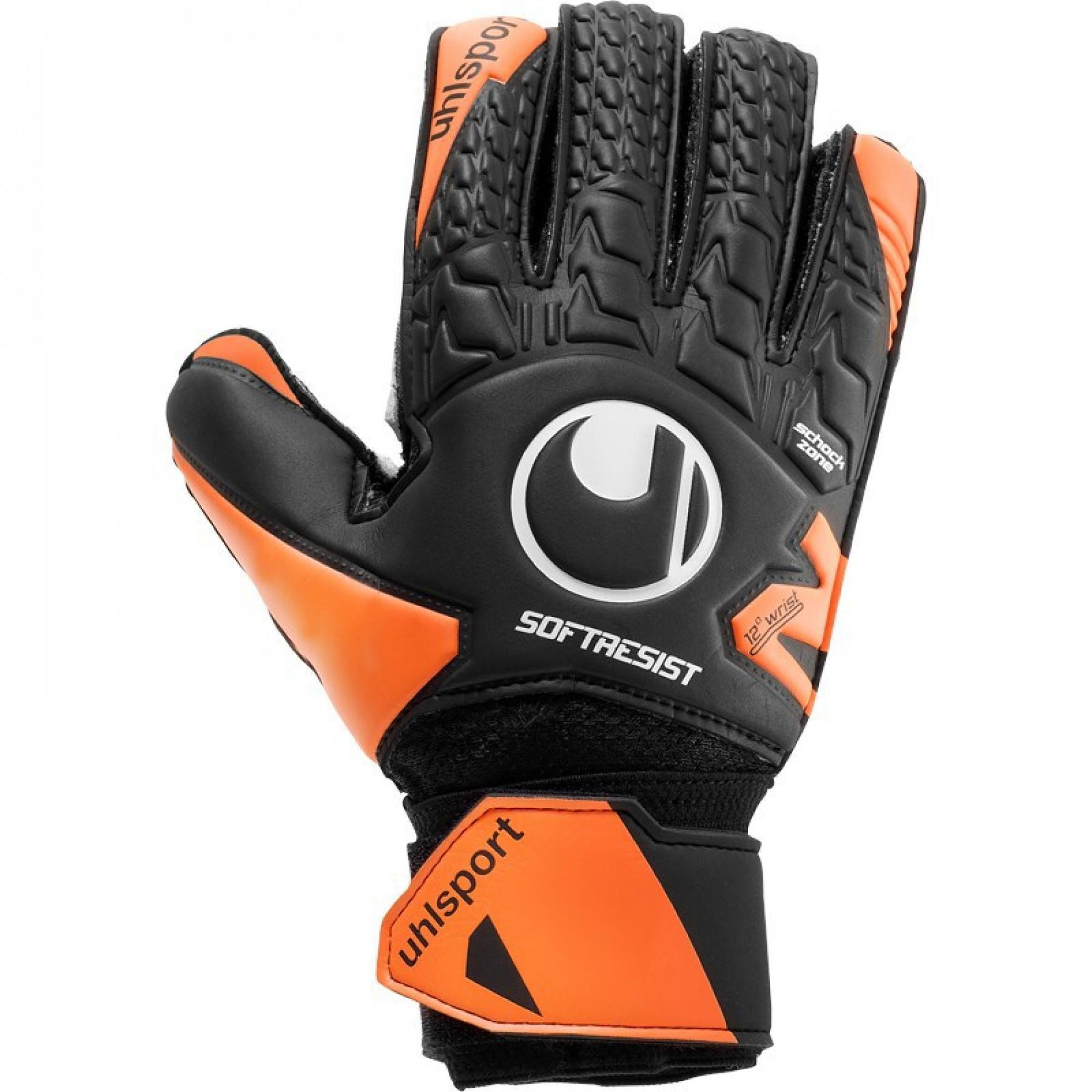 Uhlsport Soft Resist Flex Frame Goalie-Handschuhe