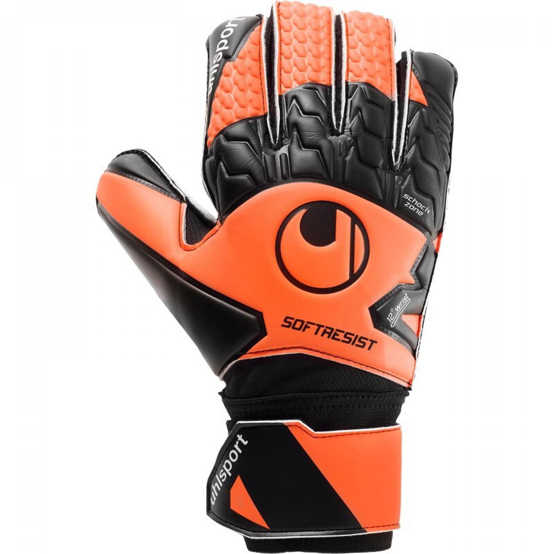 Uhlsport Soft Resist Goalie-Handschuhe