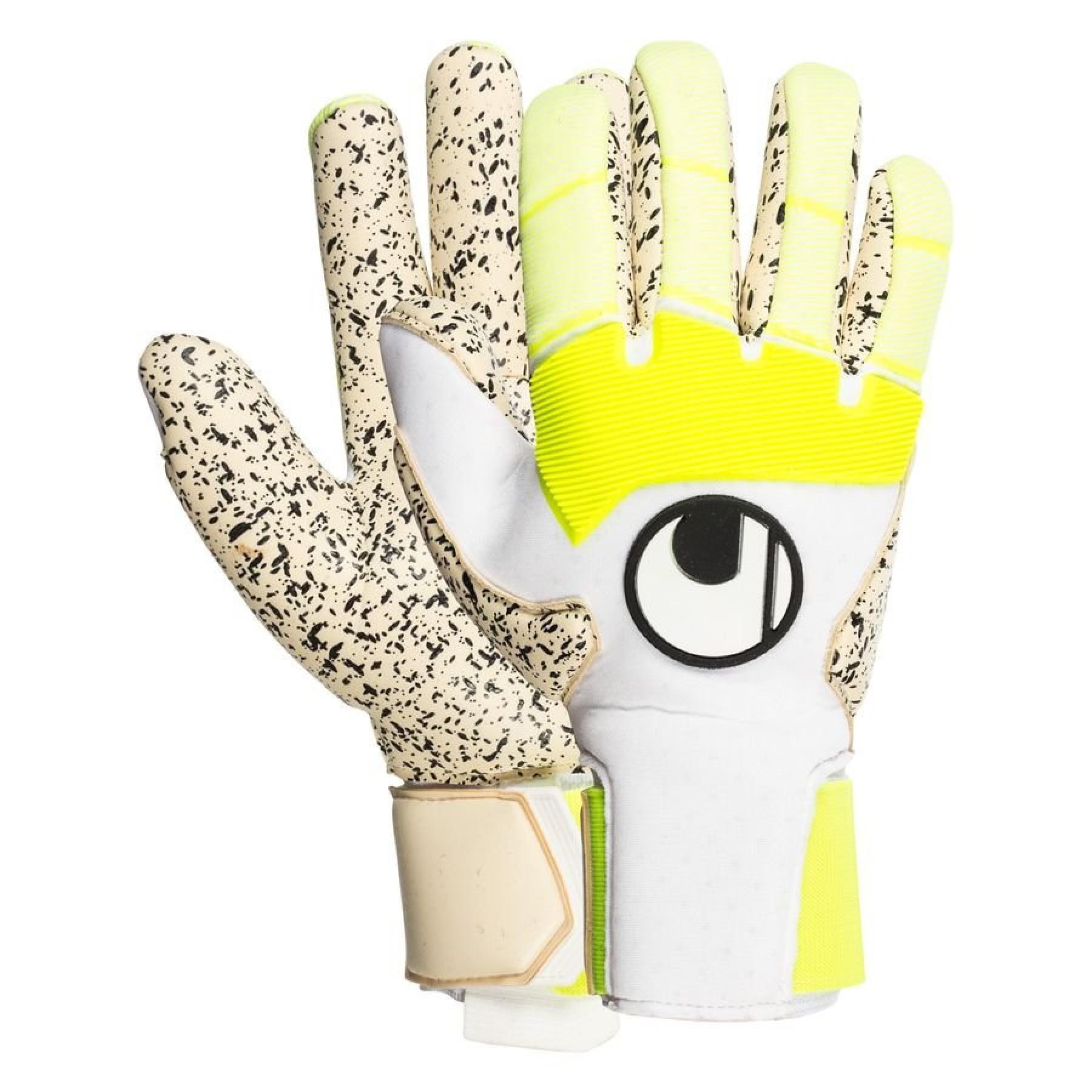 Torwarthandschuhe Uhlsport Pure Alliance SuperGrip+ Finger Surround