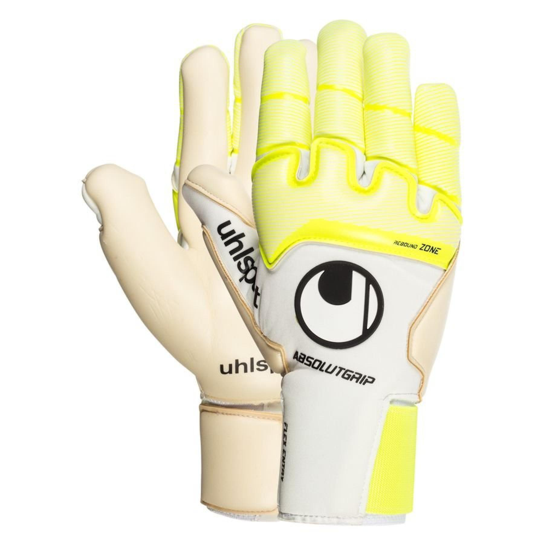 Uhlsport Pure Alliance AbsolutGrip Reflex-Handschuhe