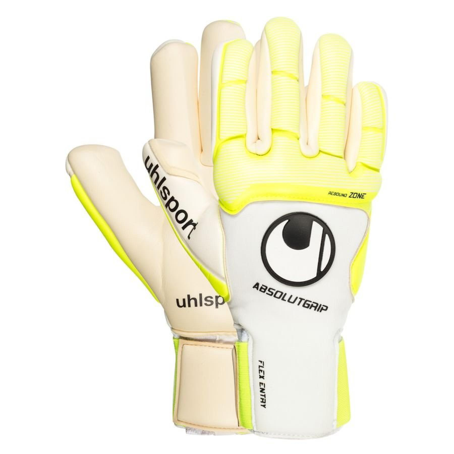 Uhlsport Pure Alliance AbsolutGrip Finger Surround Handschuhe