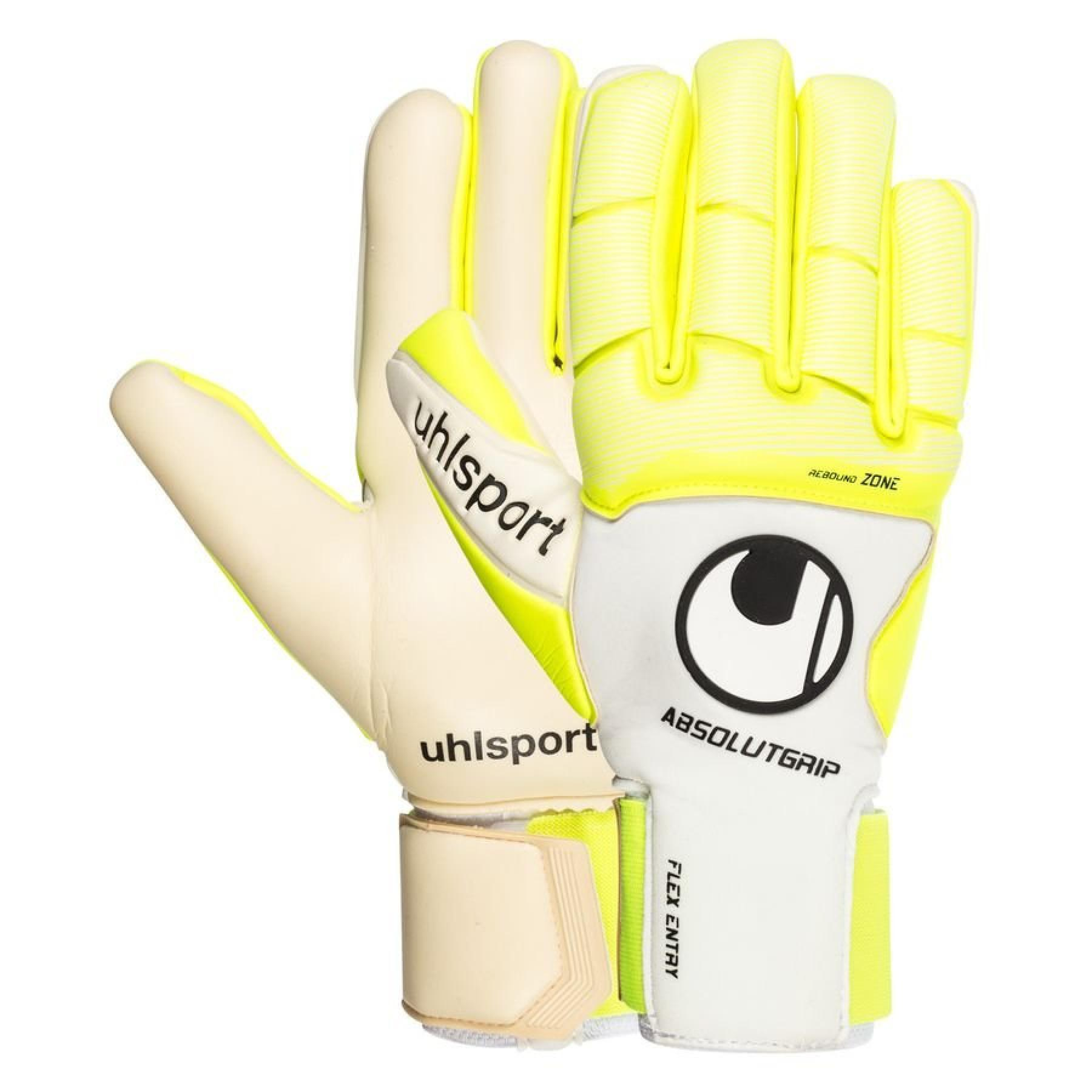 Uhlsport Pure Alliance AbsolutGrip HN-Handschuhe