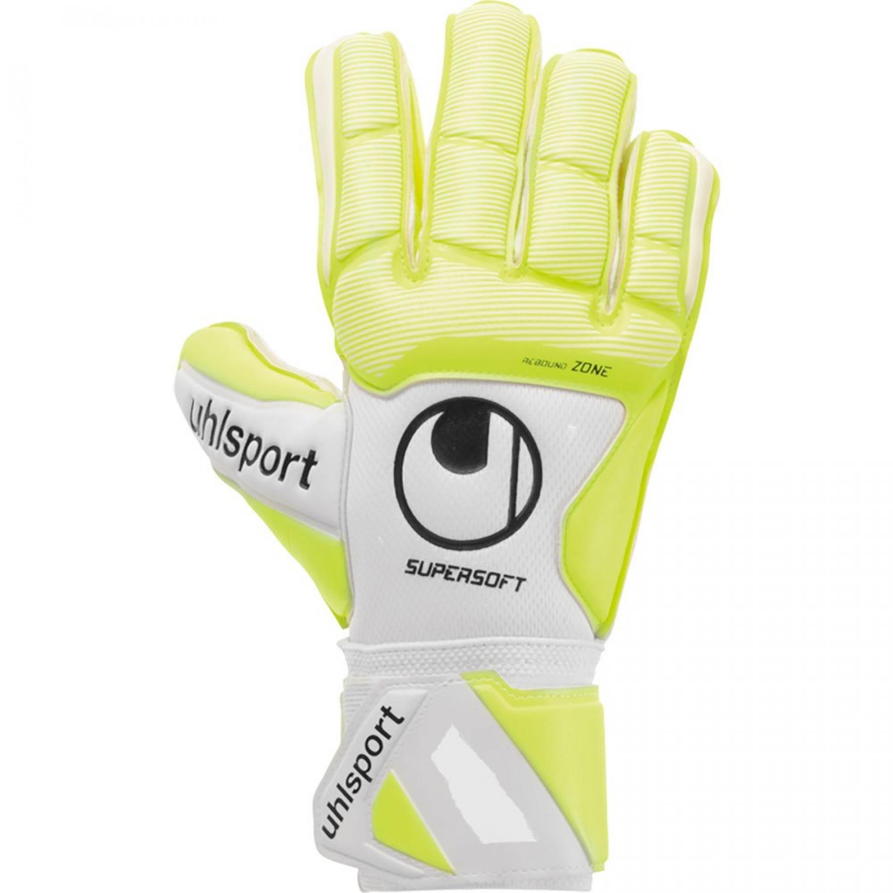Uhlsport Pure Alliance Supersoft-Handschuhe