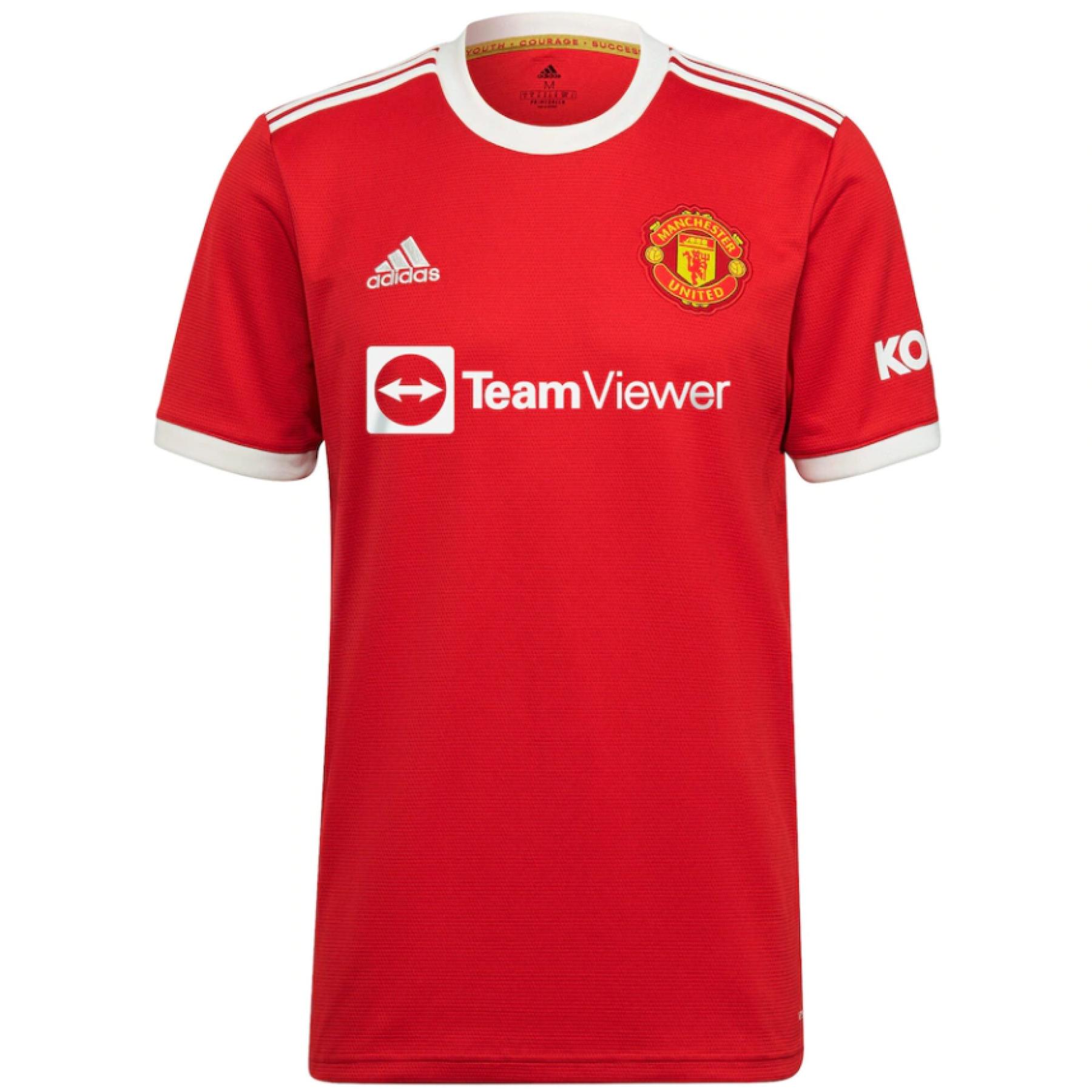 Heimtrikot Manchester United 2021/22