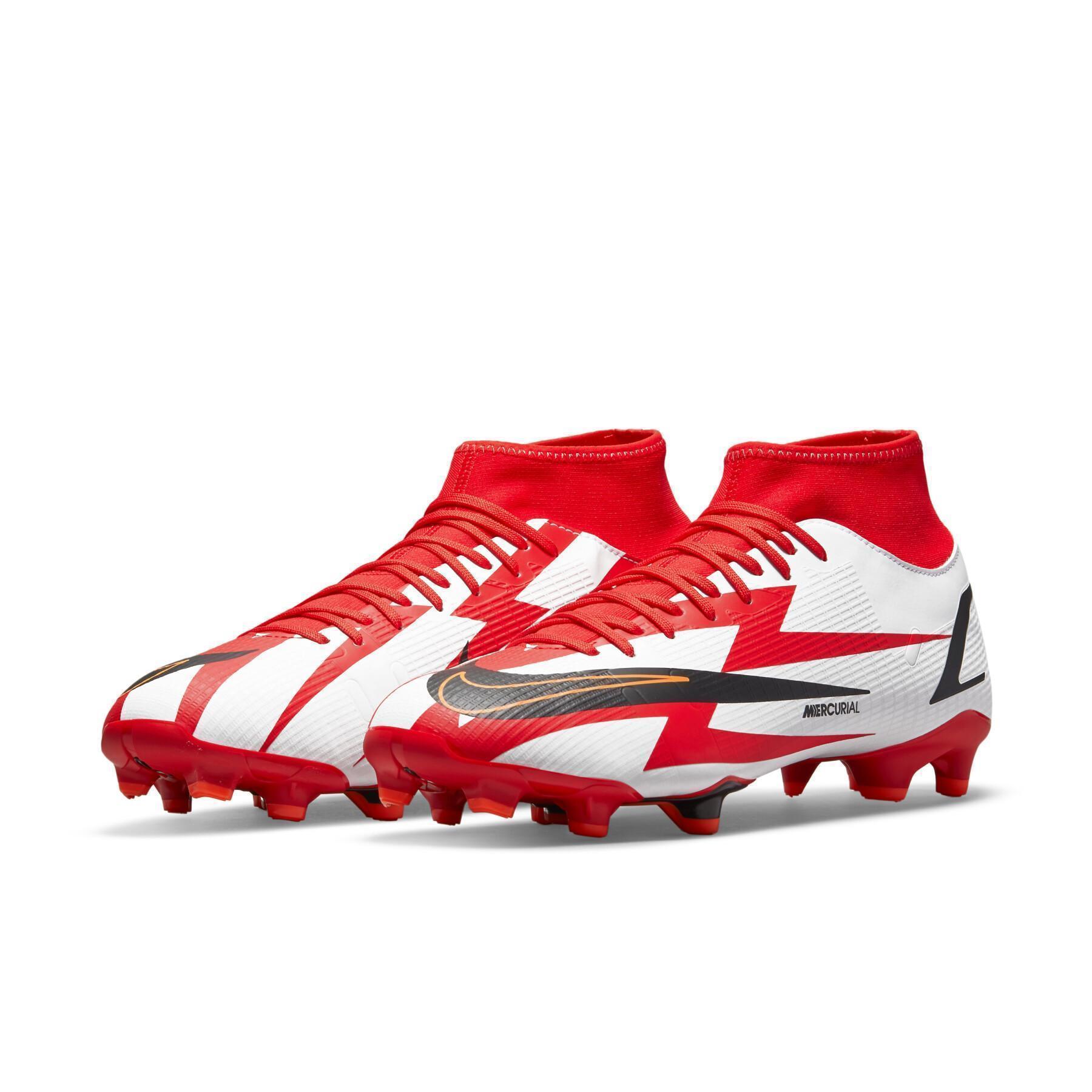 Schuhe Nike Mercurial Superfly 8 Academy CR7 MG