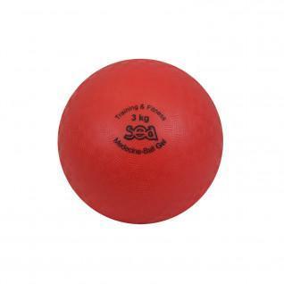 Medizinball Gel 3kg Sporti France Sea