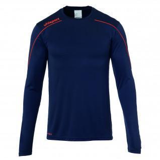 Uhlsport 22 Stream Langarm-T-Shirt mit langen Ärmeln