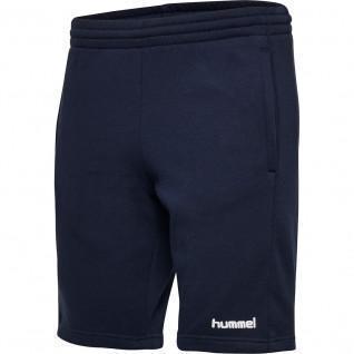 Short femme Hummel hmlgo cotton
