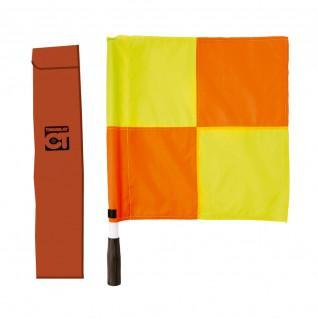 Zielberührungs-Flagge