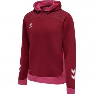 Sweatshirt mit Kapuze Hummel hmllead poly
