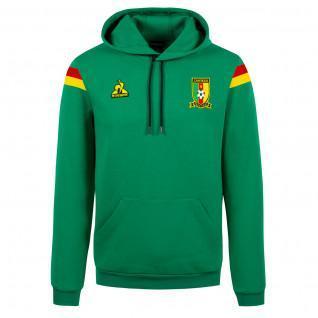 Sweatshirt Le Coq Sportif Kamerun Präsentation