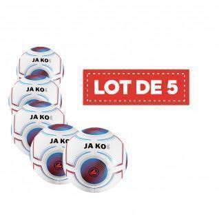 Packung mit 5 Bällen Jako Futsal Light 3.0