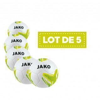 Satz mit 5 Luftballons Jako Striker 2.0 entraînement