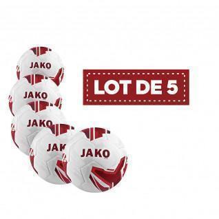 Satz mit 5 Jako-Champ-Ballons