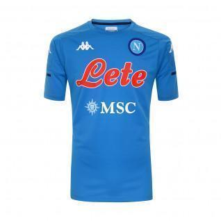 SSC Napoli 2020/21 Trainings-T-Shirt abouo 4