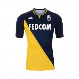 AS Monaco 2020/21 Äußeres Trikot