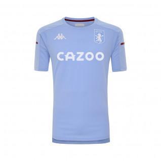 Aston Villa FC 2020/21 trägt ein Pro-4-Kinder-T-Shirt