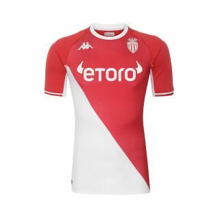 Authentisches Heimtrikot AS Monaco 2021/22