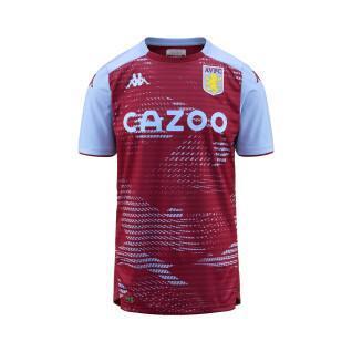 Trainingsshirt Aston Villa FC 2021/22 aboupre pro 5