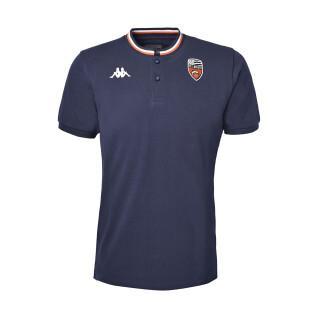 Kinder-Poloshirt fc Lorient 2021/22 rotini