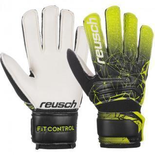 Reusch Fit Control SD Junior-Handschuhe mit offener Stulpe