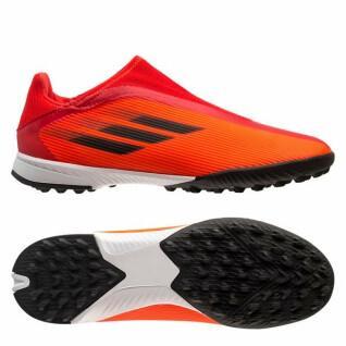Schuhe adidas X Speedflow.3 Laceless TF