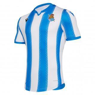 Heimtrikot Real Sociedad 19/20
