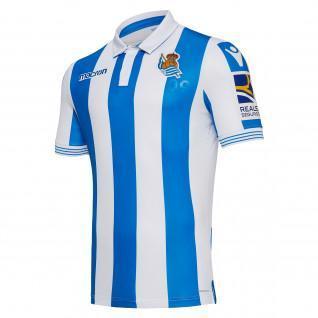 Heimtrikot Real Sociedad 18/19