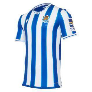 Heimtrikot Real Sociedad 2020/21