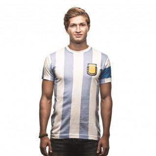 T-Shirt des argentinischen Kapitäns