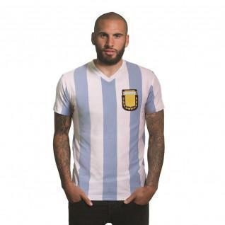 T-Shirt Heimreise Argentinien 1982