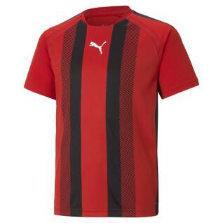 Kindertrikot Puma Team Liga Striped
