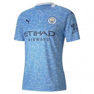 Heimtrikot Manchester City 2020/21