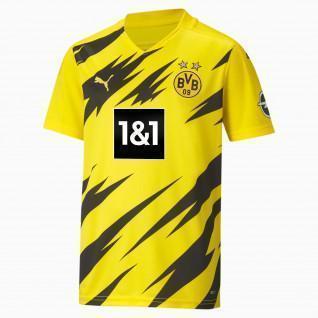 Borussia Dortmund 2020/21 Borussia Dortmund Heim-Jugendtrikot 2020/21