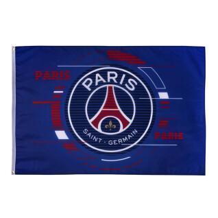 Großes Logo Fahne paris saint-germain 2021/22