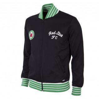 Roter Stern 1963 Zip Up-Sweatshirt