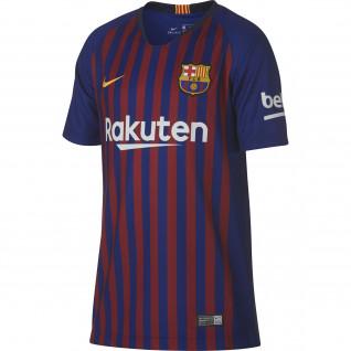 Barcelona Heim Trikot für Kinder 2018/2019