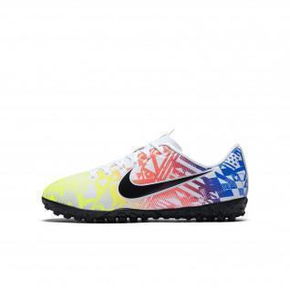 Nike Mercurial Vapor 13 Akademie Neymar TF Junior-Schuhe