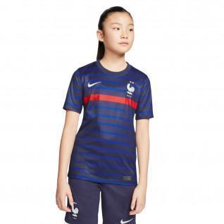 Heimtrikot Frankreich 2020 für Junioren