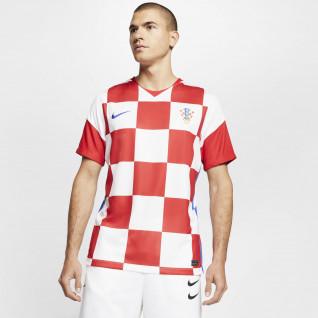 Heimtrikot Croatie 2020