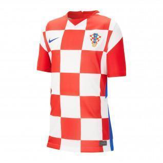 Kinderheimtrikot Kroatien 2020