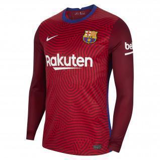 Trikot des Torhüters von Barcelona 2020/21