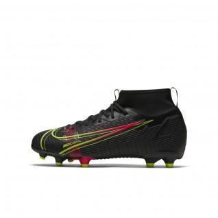 Nike Mercurial Superfly 8 Akademie MG Kinder Schuhe