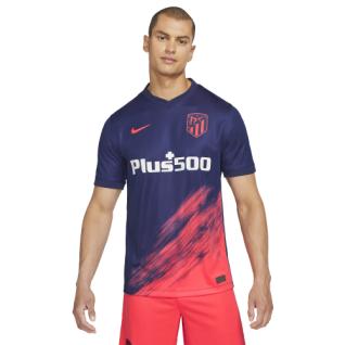 Trikot für draußen Atlético Madrid 2021/22