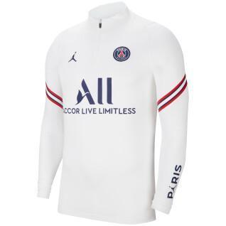 Startseite Sweatshirt PSG Dynamic Fit Strike 2021/22