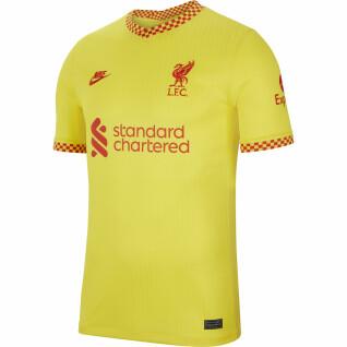Authentisches drittes Trikot Liverpool FC 2021/22
