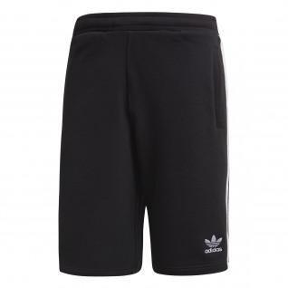adidas 3-Streifen Shorts Schwarz