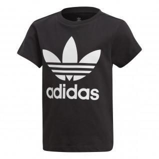 adidas Dreiblatt Logo Kinder-T-Shirt Dreiblatt