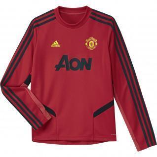 Kindersweatshirt Manchester United 2019/20